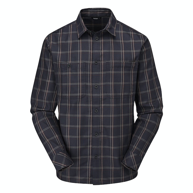 Kielder Shirt  - Warm travel shirt with Thermocore™ technology.