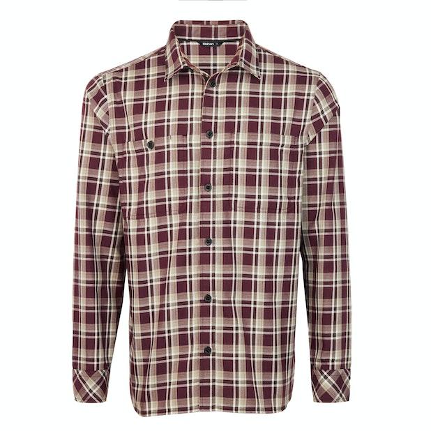 Kielder Shirt  - Warm travel shirt with Thermocore™ technology.