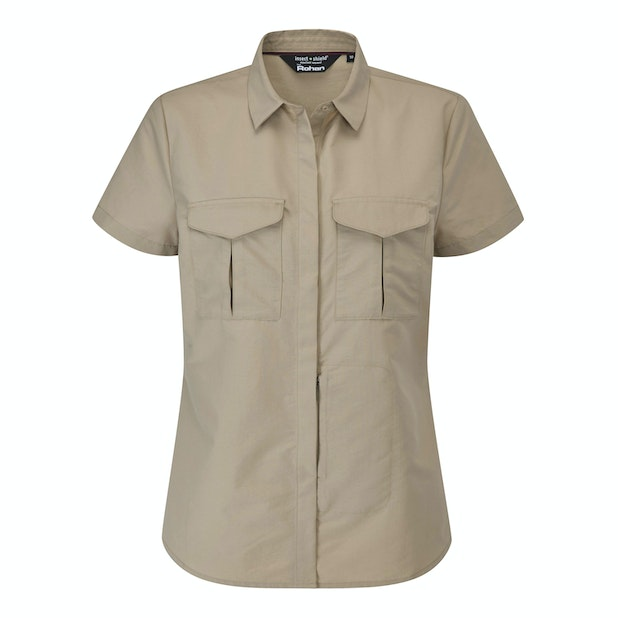 Expedition Shirt  - High-wicking expedition shirt with insect protection.