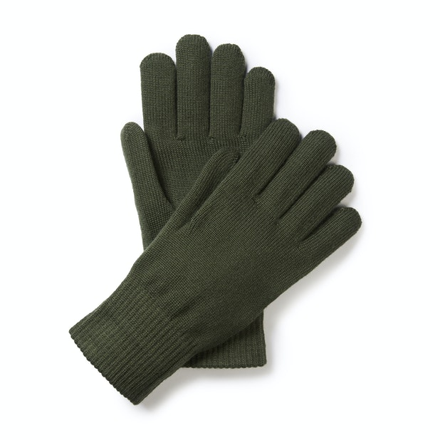 Faroe Gloves - Unisex merino-blend gloves for active outdoor use.