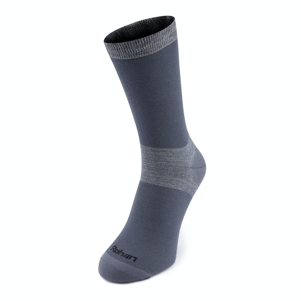 Inner Socks - Durable, high-wicking socks for warm-weather travel.