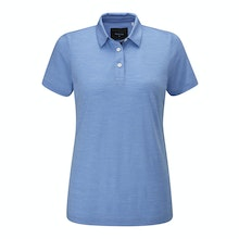 Lightweight, soft, durable and naturally antimicrobial polo.