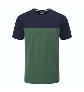 Tough, technical Dryknit jersey T.