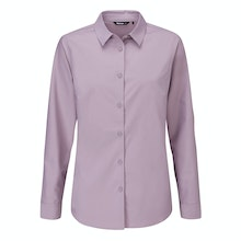 Versatile, lightweight and stretchy shirt for work and travel.