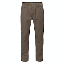 Durable, functional cord trousers with classic jean styling.