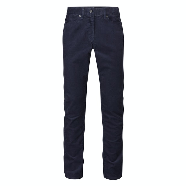 Torres Cord - Durable, functional cord trousers with classic jean styling.
