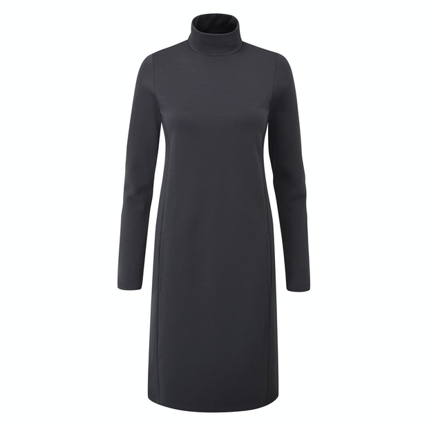 Radiant Merino Dress  - A warm and thermally effective dress – the perfect companion for winter travel.