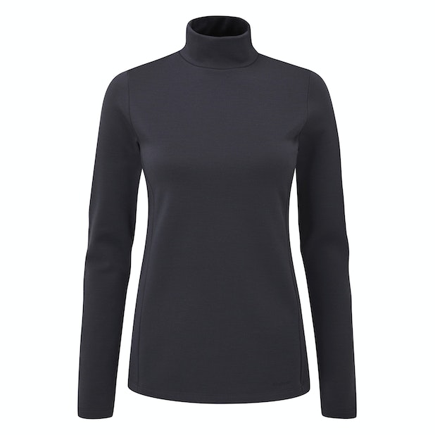 Radiant Merino Top  - A warm and thermally effective top – the perfect companion for winter travel.