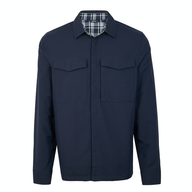 Brunswick Overshirt  - Tough, durable and warm overshirt for cold-weather travel.