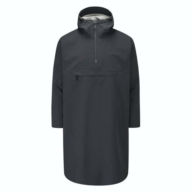 Ridge Poncho - Waterproof, windproof and breathable unisex poncho with 2.5-layer Barricade™ technology.