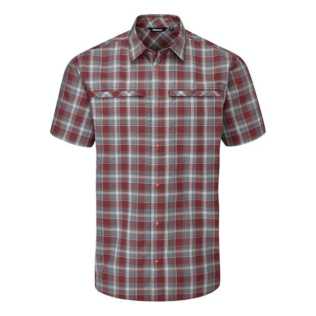 Equator Shirt  - Durable, lightweight, cotton-feel short-sleeved shirt.