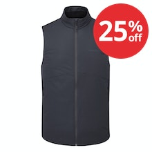 Lightweight and durable vest with high loft wadding for excellent warmth during the winter months.