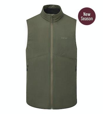 Frostpoint Vest Men's, Ranger Green
