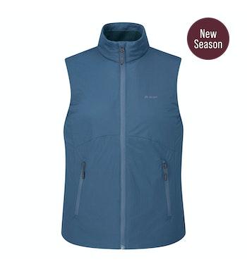 Frostpoint Vest Women's, Cumbria Blue