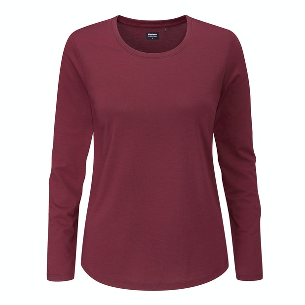 Global T  - Soft, durable and versatile long sleeve top.