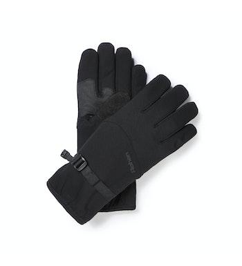 Glacier Waterproof Gloves, Black
