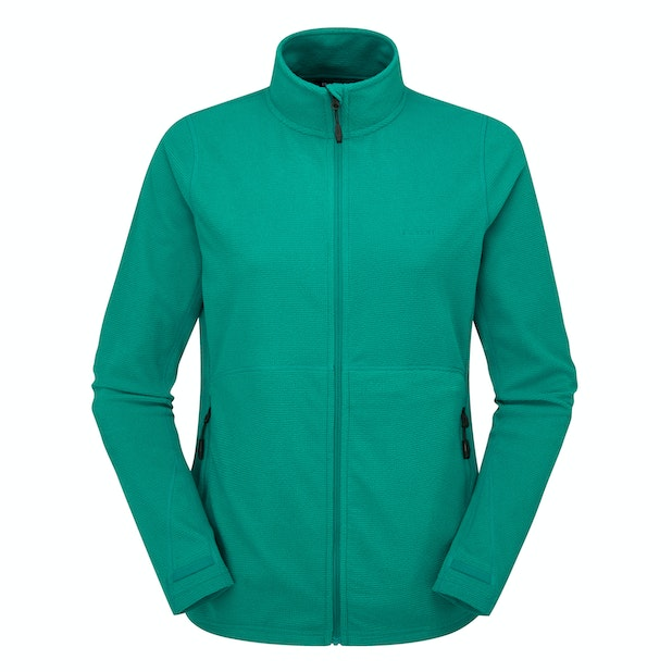 Stretch Microgrid Jacket  - Multi-purpose technical fleece with incredible stretch.