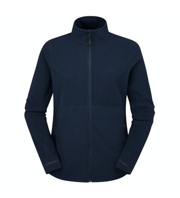 Multi-purpose technical fleece with incredible stretch.