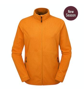 Stretch Microgrid Jacket Women's, Oak Yellow