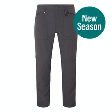 Technical active hiking trousers that covert into shorts.