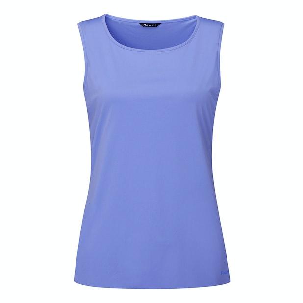 Altitude Vest Women's - Technical, lightweight vest for active outdoor use.