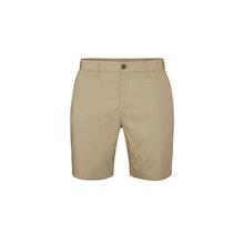 Stretchy, lightweight versatile chino style shorts.