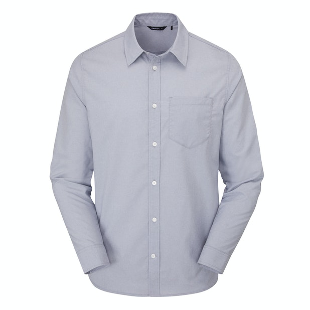 Richmond Shirt - Soft and stretchy technical shirt with classic Oxford appearance.