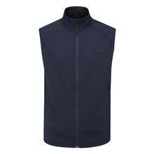 A classic, durable and functional fleece vest
