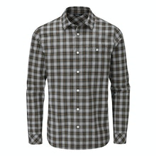 Warm, versatile winter shirt suitable for work and travel.