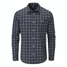True Navy/White Check