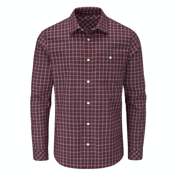 Dalby Shirt - Warm, versatile winter shirt suitable for work and travel.