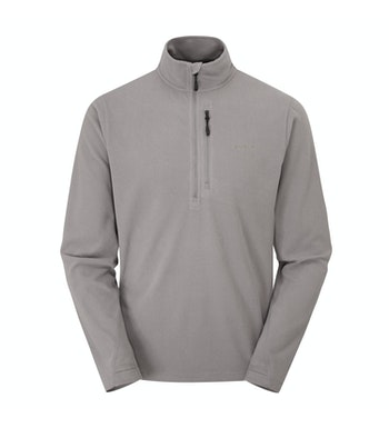 Multi-purpose technical fleece overhead with incredible stretch.