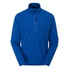 Men's Stretch Microgrid Zip Neck  - Alternative View 3