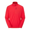Men's Stretch Microgrid Zip Neck  - Alternative View 1