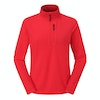 Women's Stretch Microgrid Zip Neck Top  - Alternative View 3