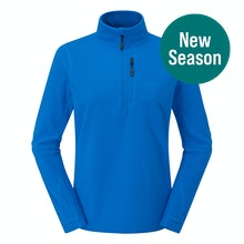 Reinvented multi-purpose technical fleece with incredible stretch