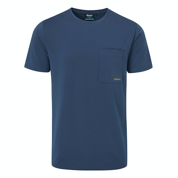 Skipton T S/S Men's - Classic T using modern fibres and anti-odour technology.