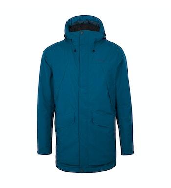 Aran Jacket, Tarn Blue