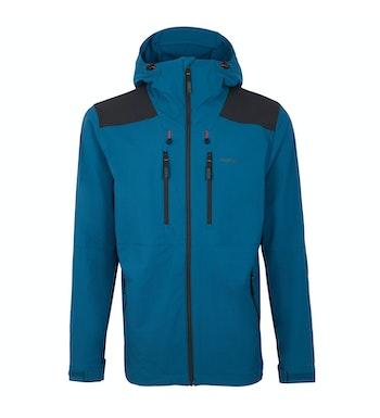 Men's Fjell Jacket, Tarn Blue/Black