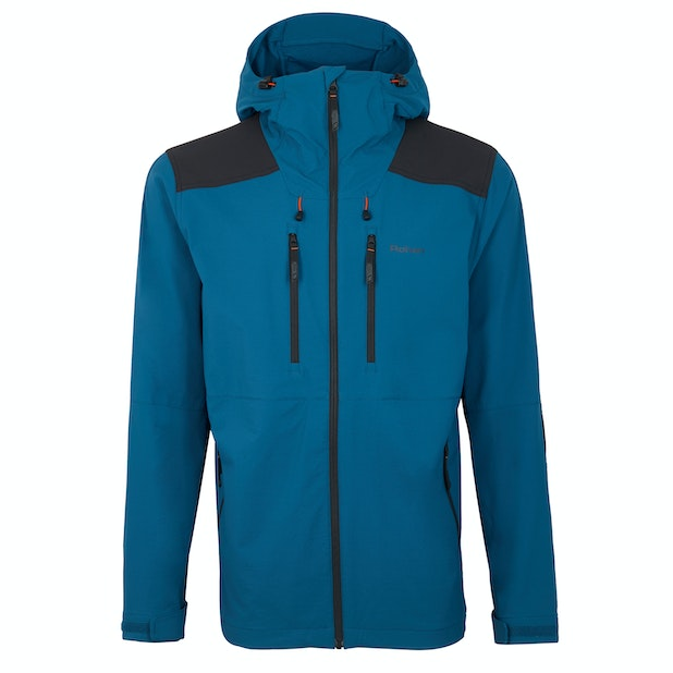 Fjell Jacket - Tough and durable, mid weight jacket with stretch for freedom of movement.