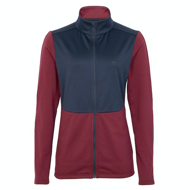 Women's Tellus Fleece - A warm, soft, tough and durable brushed Fleece.
