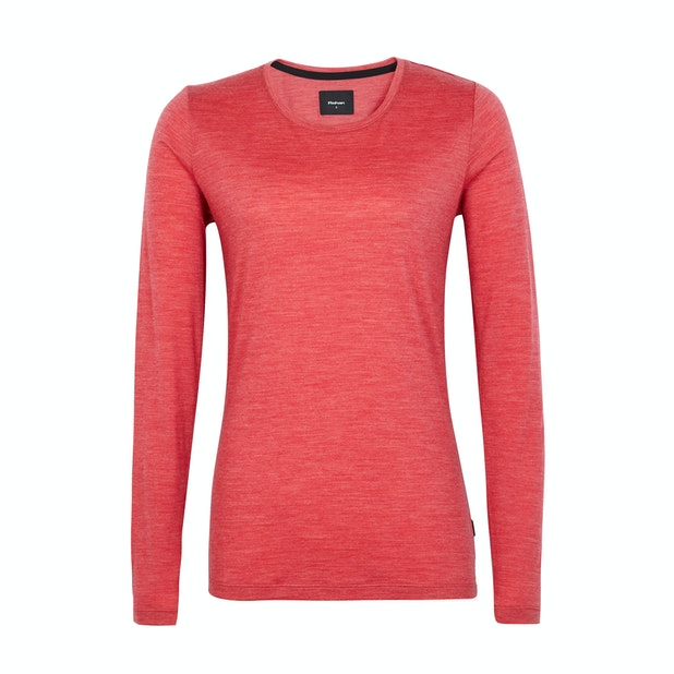 Merino Cool T - Lightweight, temperature regulating Merino wool top