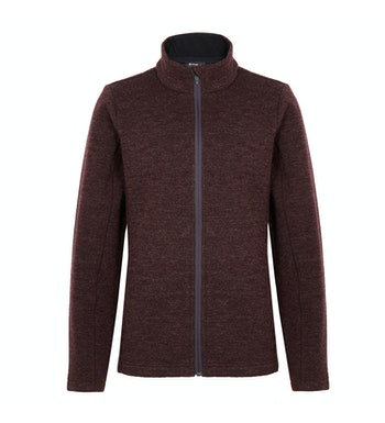 Hudson Jacket, Heather Purple Marl