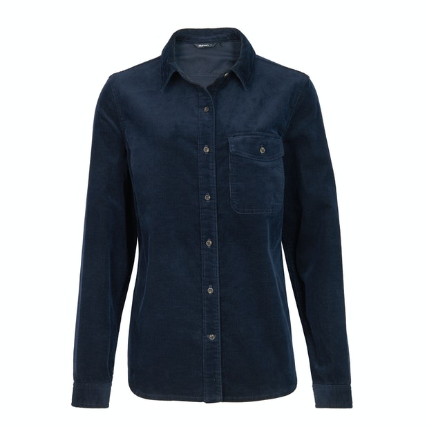 Torres Cord Shirt - A classic yet stylish, warm corduroy shirt perfect for travelling or sight-seeing