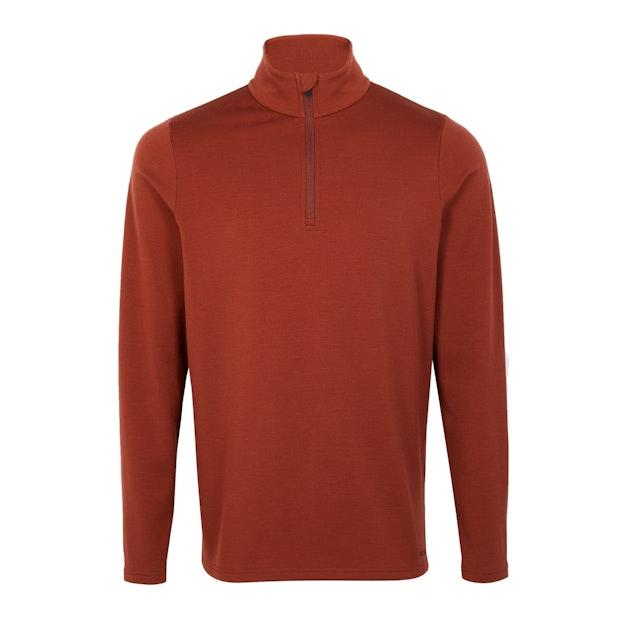Radiant Merino Zip - Warm, lightweight, soft brushed Merino Zip
