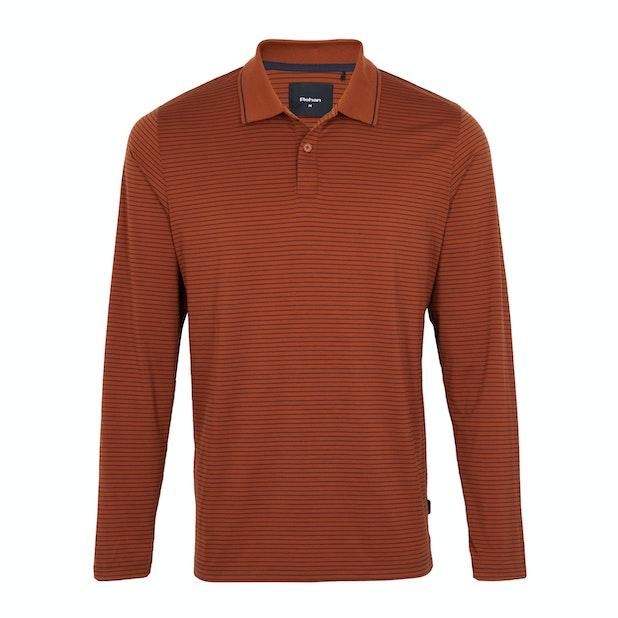 Shoreline Polo  - Soft, durable, versatile Long Sleeve Polo