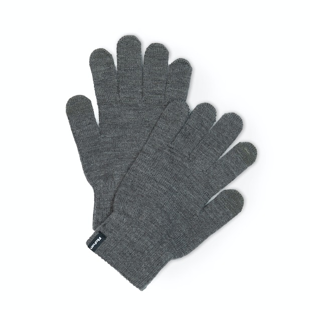 Brae Gloves - Merino wool blend gloves keeping you connected yet warm