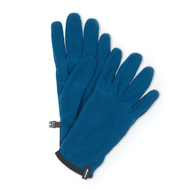 Stretch Microgrid Gloves - Highly breathable, minimal bulk and super soft