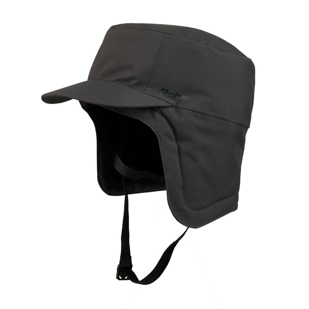 Aran Cap - 2-Layer Barricade Standard cap with a brushed micro fleece lining