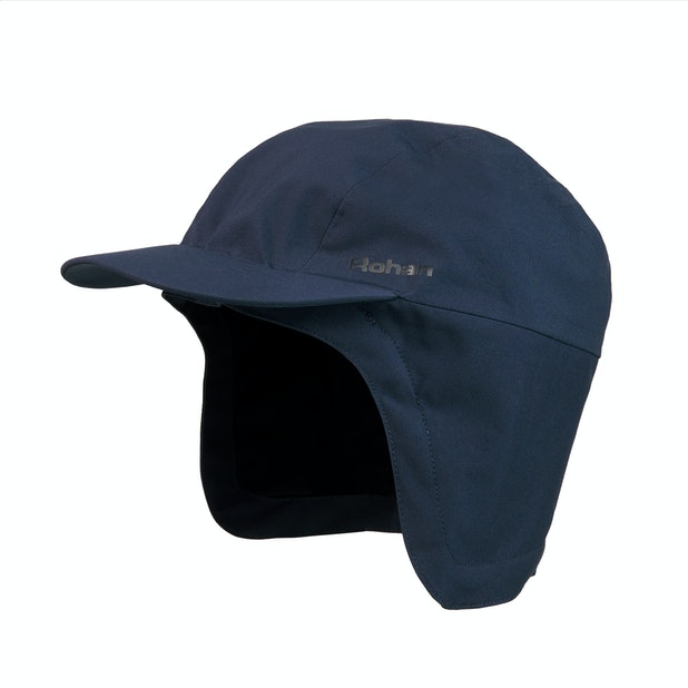 Kendal Cap - Fully waterproof cap with fleece lining and a stiff peak.